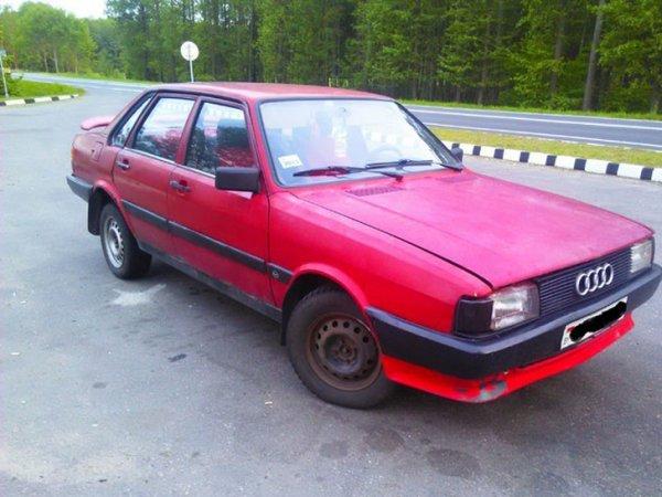 Audi 80 photo 1