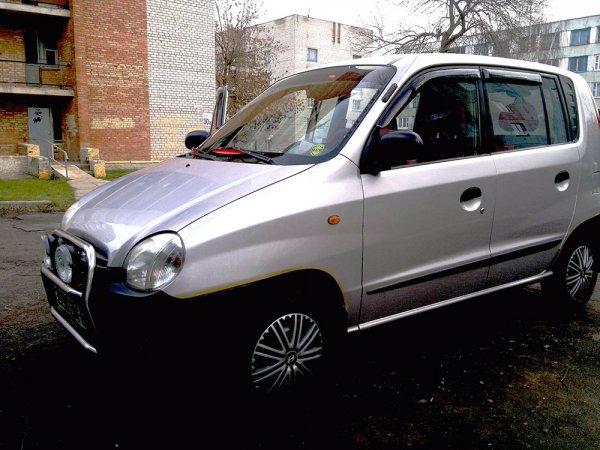 Hyundai Atos photo 1