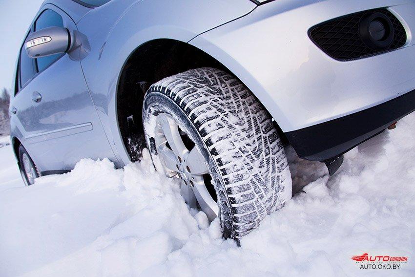 прокат авто зимой